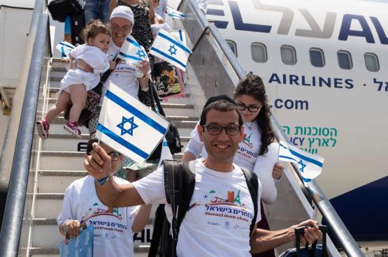 ربع مليون يهودي سيهاجرون الى فلسطين خلال 3 سنوات