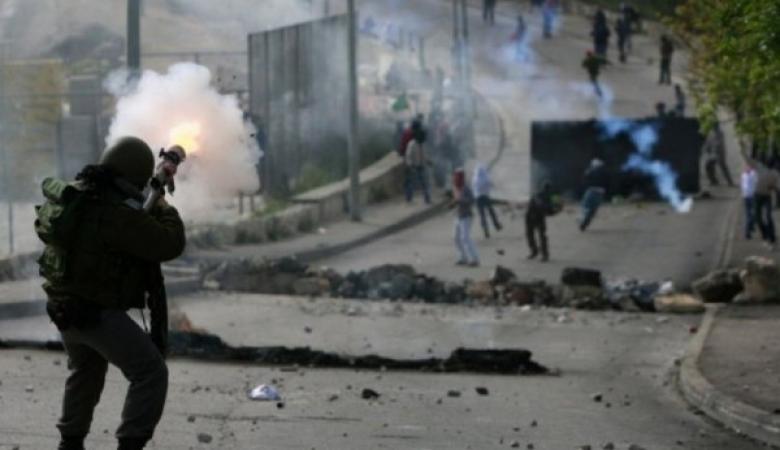 3 شهداء واصابة 470 مواطنا واعتقال 410 خلال الشهر الماضي