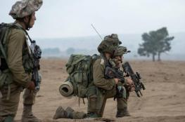 الاحتلال ينشر لواء جولاني على حدود غزة