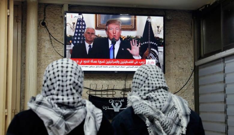 فلسطين : اميركا دقت  المسمار الأخير في نعش دورها بالسلام