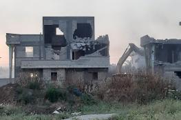 الاحتلال يهدم اربعة منازل في الطيرة بالداخل المحتل