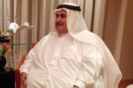 """وزير خارجية البحرين يدعو الجميع للاعتراف """"باسرائيل """""""