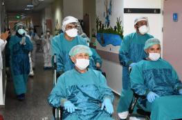 تركيا : اكثر من 161 الف حالة تعاف من فيروس كورونا