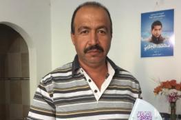 """الاحتلال يستدعي والد الشهيد """"مهند الحلبي"""" للتحقيق"""