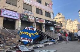محافظ نابلس : حملة ازالة التعديات ستستأنف بعزيمة أقوى
