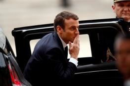 الرئيس الفرنسي انفق اكثر من 26 الف يورو على الميكاج