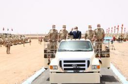 مصر تتوعد بالحل العسكري للدفاع عن أمنها