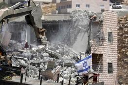 المستوطنون يطالبون نتنياهو بهدم المزيد من منازل الفلسطينيين