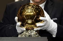 المرشحين لنيل الكرة الذهبية