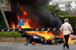 14 قتيلاً في هجمات على مجمع فندفي في نيروبي بكينيا