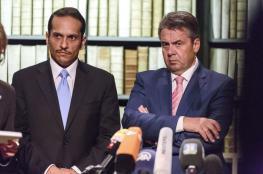 المانيا تستبعد الحل العسكري ضد قطر