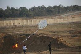 متظاهرون يتوعدون الاحتلال بأكثر من 5 آلاف طائرة ورقية حارقة يوم العيد