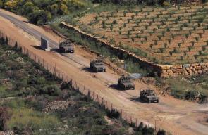 استنفار عسكري اسرائيلي على الحدود مع سوريا