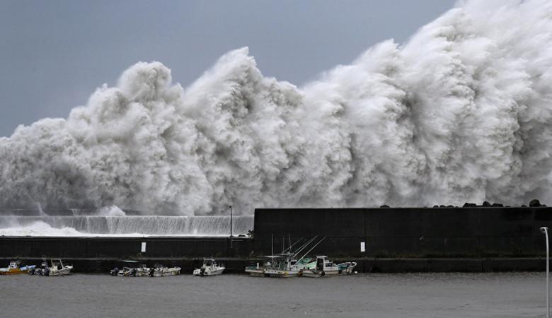 الفلبين تعلن حصيلة  قتلى أعنف اعصار يضربها منذ سنوات