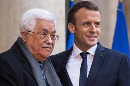 فلسطين تسلم رسالة هامة إلى فرنسا