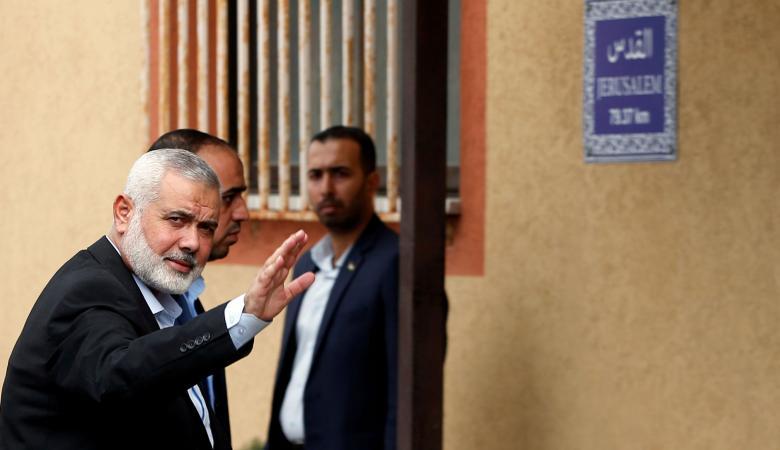 هنية يرحب بقرار الرئيس ويطالب بكفاح مسلح لاسقاط صفقة القرن