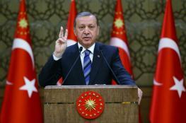 """اردوغان يوجه رسالة : الحالمون بـ""""ربيع تركي"""" واهمون"""