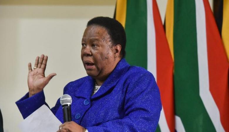 جنوب افريقيا : موقفنا لن يتغير من القضية الفلسطينية