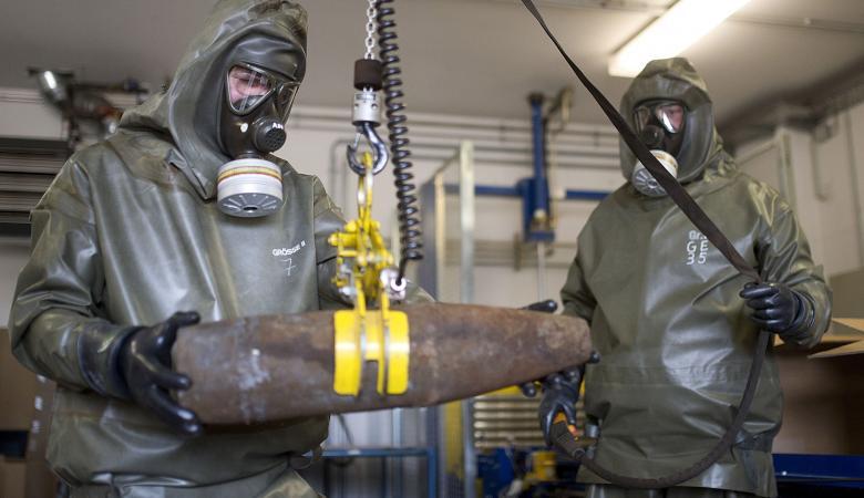 اتهامات متبادلة بين روسيا واميركا حول التلاعب بأدلة هجوم دوما الكيماوي