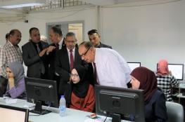 4324 طالبا وطالبة يتقدمون للامتحان الشامل بالنظام الجديد