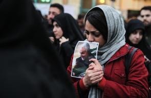 طهران تعيش حالة حداد في اعقاب مقتل الجنرال الايراني