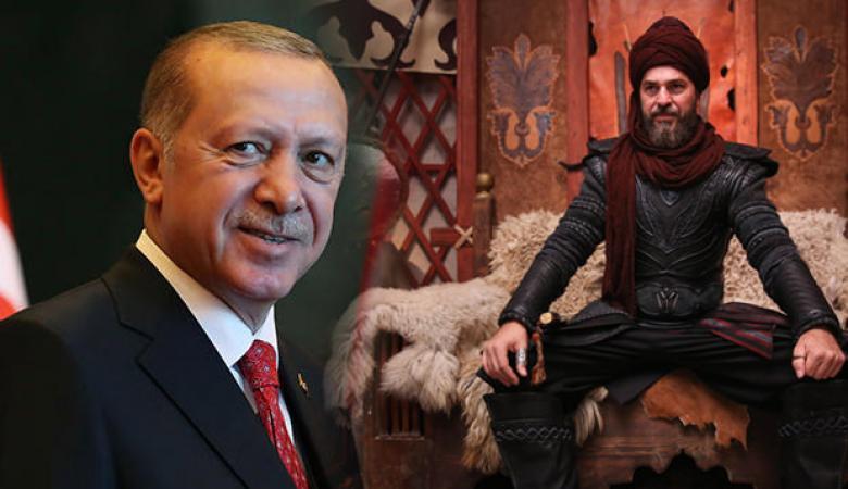 أردوغان : نصف مليار انسان يشاهدون المسلسلات التركية