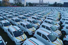 """رجل اعمال هندي يوزع 600 سيارة على موظفيه """"كهدايا """""""