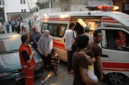 اصابات خطرة في شجارات عائلية بغزة