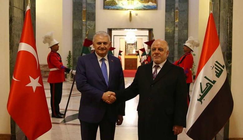 """العراق وتركيا يتفقان على تصفية """"داعش"""""""