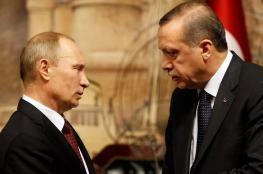 بوتين واردوغان: القرار الأمريكي حول القدس له تداعيات خطيرة