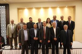جلسة طارئة لمجلس ادارة غرفة تجارة وصناعة رام الله والبيرة