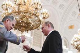 روسيا تفصح عن دخل بوتين السنوي