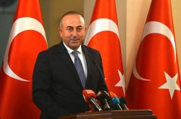 وزير الخارجية التركي من الدوحة: وقوف تركيا مع قطر ليس معناه أننا ضد أحد