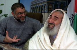 ضابط اسرائيلي حاور الرنتيسي  والياسين : حماس ستنفجر بوجوهنا