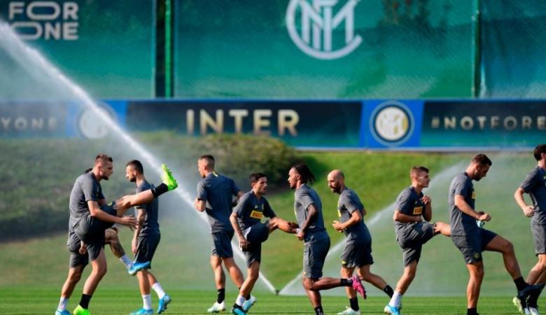 الدوري الايطالي : عودة التدريبات الجماعية بشكل كامل