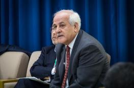مندوب فلسطين يطالب المجتمع الدولي بضرورة التحرك لوقف العدوان الاسرائيلي