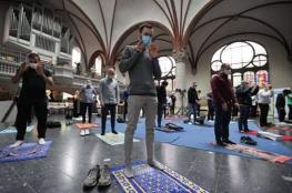 ألمانيا: كنيسة تفتح أبوابها للمسلمين لأداء صلاة الجمعة