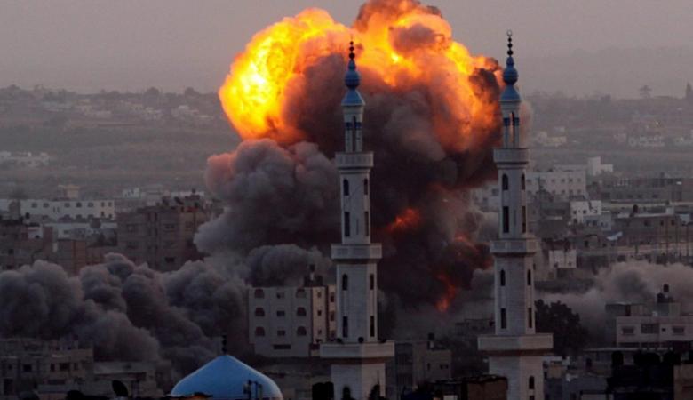 """""""إسرائيل"""" تتوعد بحرق غزة إذا تم استهداف منتدى """"الهولوكوست"""""""