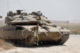 الجيش الاسرائيلي ينفذ مناورة عسكرية مفاجئة في الجولان السوري