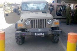 اسرائيل متخوفة من وضع أجهزة تنصب في مركبات كبار ضباط الجيش
