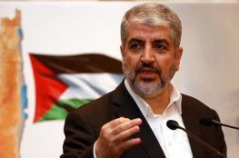 حماس ستعلن وثيقتها السياسية الجديدة الشهر القادم