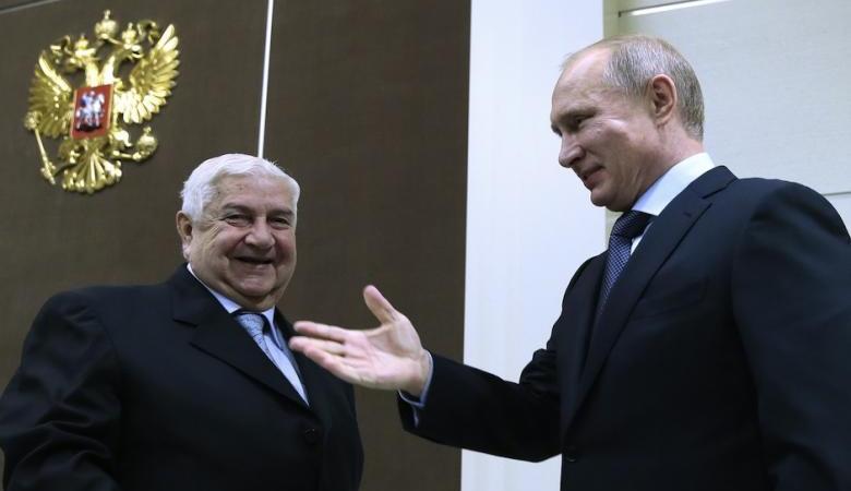 المعلم : النزاع في سوريا يدخل فصله الاخير