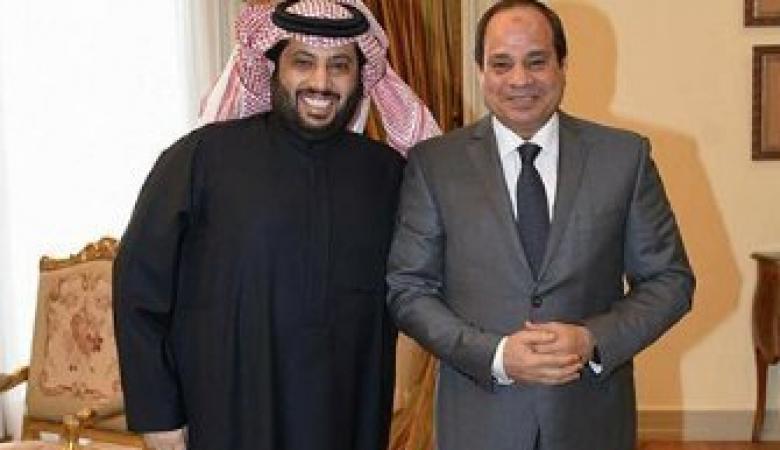 تركي آل الشيخ يناشد السيسي :  أغثنا يا من لا ترضى بالظلم