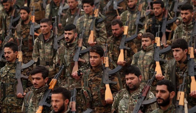 الاكرد يعلنون النفير لمواجهة العملية العسكرية التركية