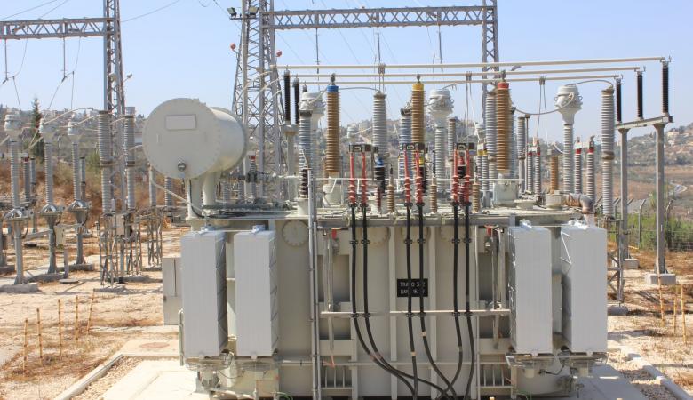 خطوة حكومية كبيرة للتغلب على مشكلة الكهرباء في منطقة نابلس
