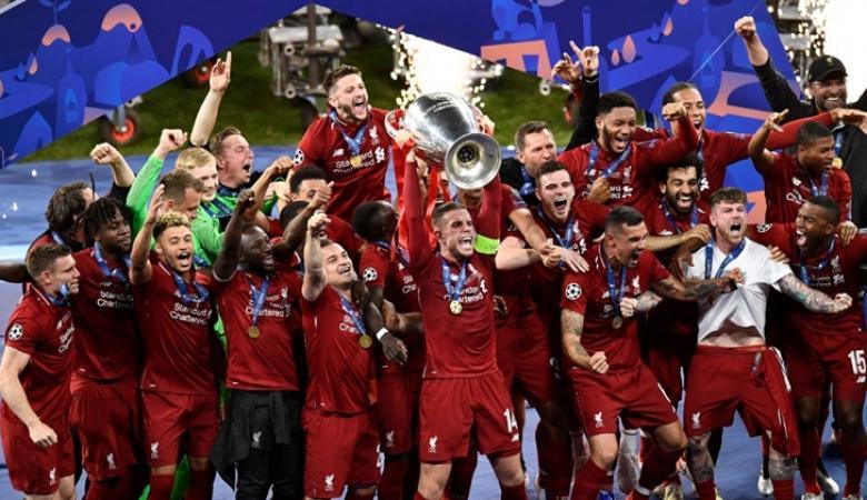 صلاح وأوريغي يقودان ليفربول للتتويج بلقب أبطال أوروبا