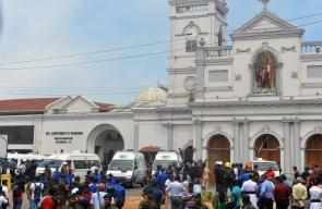 اكثر من 50 قتيل و ما يقارب 300 جريح ضحايا حادث تفجيرات سيرلانكا صباح عيد الفصح