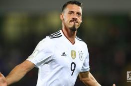 تأهل فريد للمنتخب الألماني لكأس العالم في روسيا
