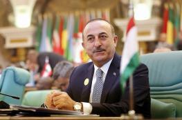 """وزير الخارجية التركي يحذر """"إسرائيل"""" من تنفيذ خطة الضم"""