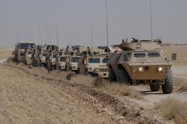الجيش العراقي يدفع بالمزيد من القوات الى تلعفر